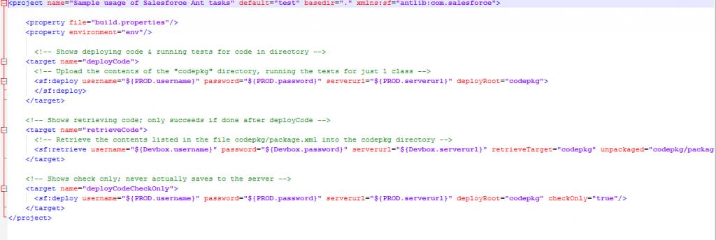 Migration tool to deploy metadata - Salesforce Tutorial