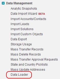 data loader