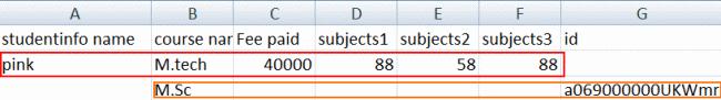 Data Loader Upsert | Upsert in Salesforce Data Loader