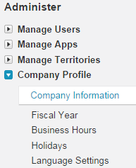 What is Salesforce.com Company Information ?