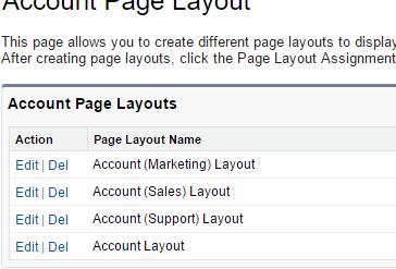 Alert on Salesforce Standard/Custom object Page Layouts